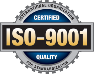 Lone Star is ISO-9001 Certified
