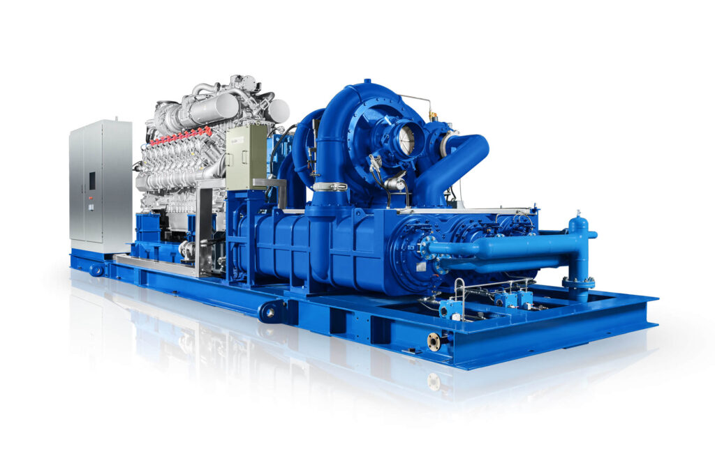 Lone Star Centrifugal Process Compressor