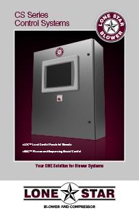 LSB CS Series Control Panels Brochure