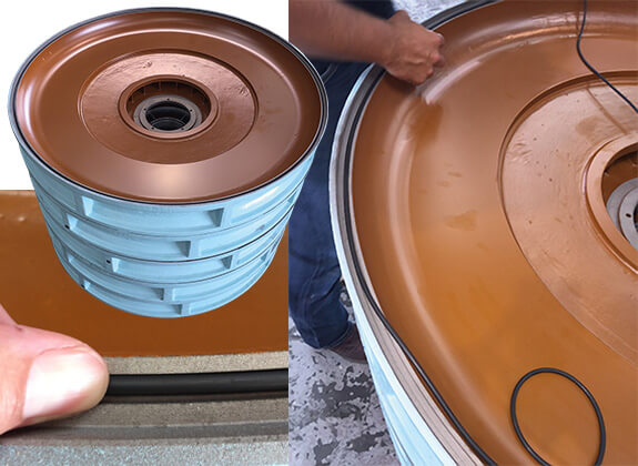 Lone-Star-Multistage-Centrifugal-Turbo-Blower-O-Ring-Sealing