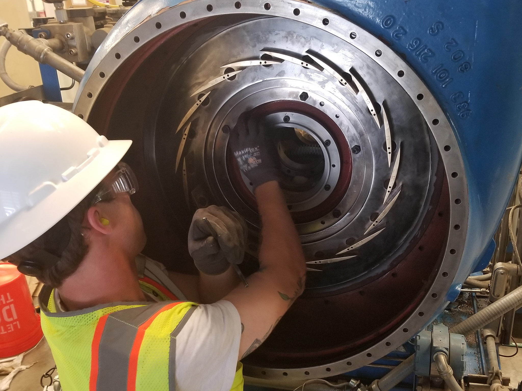 Lone Star manufacturers all parts for these blowers to allow fast and efficient services. Lamson, Gardner Denver, HSi, Atlas Copco, Howden, Siemens, HV-TURBO, Turblex Single Stage and Multistage Turbo Blower Field Service and Preventative Maintenance*