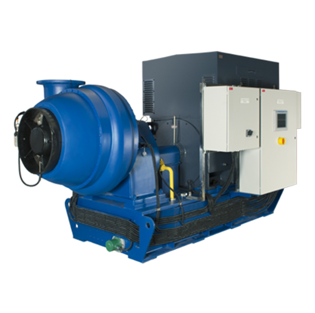 single stage blower