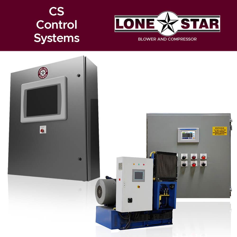 CS Control Systems Lone Star Blower