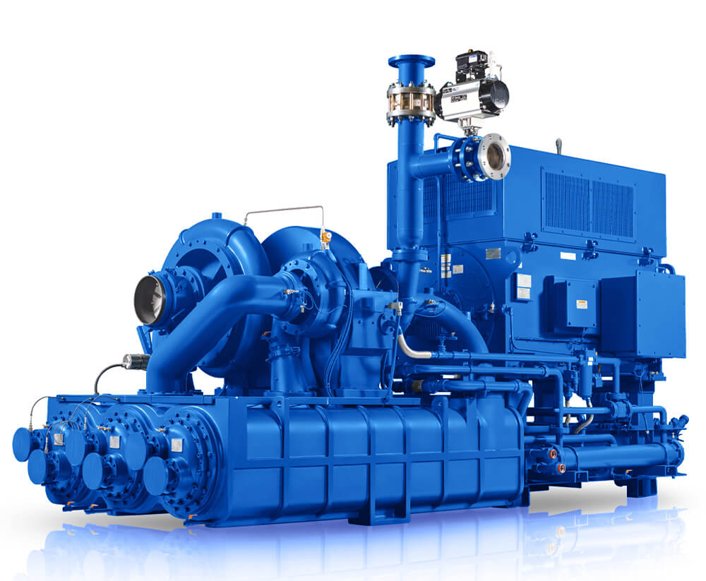 GC Centrifugal Compressor Lone Star