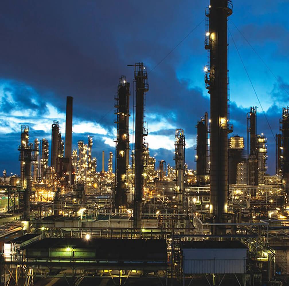 Lone Star Petrochemical Application