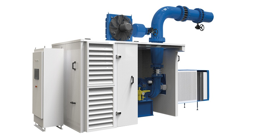 GB-Single-Stage-Geared-Turbo-Blower-packaged-systems-optional-enclosures