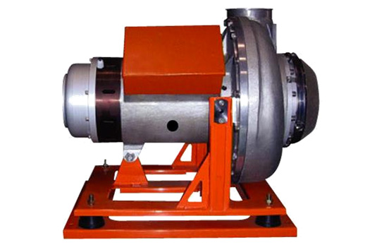 Lone-Star-High-Speed-Gearless-Turbo-Blower-Permanent-Magnet-Synchronous-Motor-PMSM