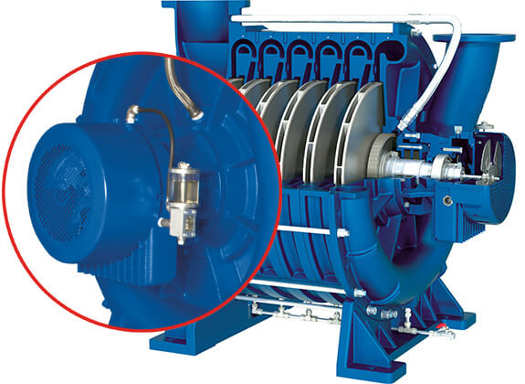 Lone-Star-Multistage-Centrifugal-Turbo-Blower-Cut-Away-2