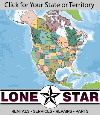 Lone Star Blower Click for Your State or Territory Rentals, Repairs, Services, Replacements, Parts